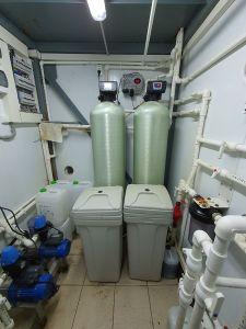 система очистки воды на автомойке самообслуживания
