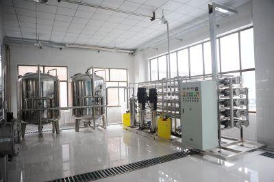 водоподготовка для пивоварения